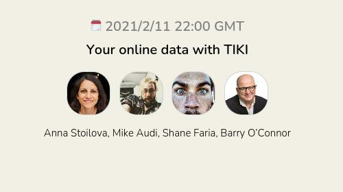 Your online data with TIKI