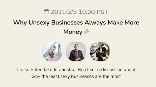 Why Unsexy Businesses Always Make More Money 💸