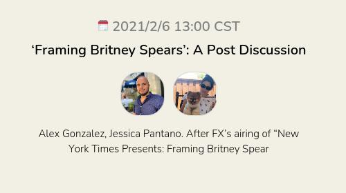 'Framing Britney Spears': A Post Discussion