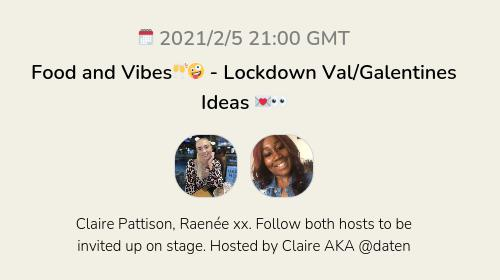 Food and Vibes🥂🤪 - Lockdown Val/Galentines Ideas 💌👀