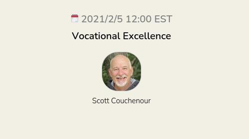 Vocational Excellence