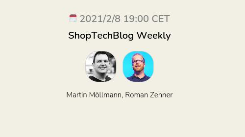 ShopTechBlog Weekly