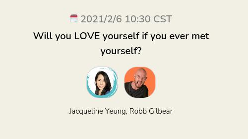Will you LOVE yourself if you ever met yourself?