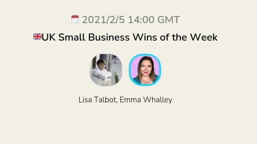 🇬🇧UK Small Business Wins of the Week
