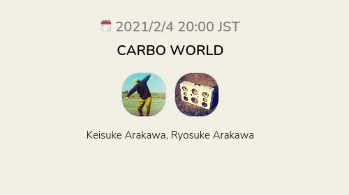 CARBO WORLD